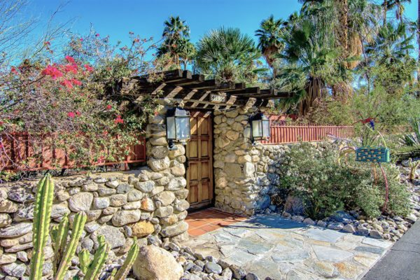 A home on the 2016 11th Annual Desert Garden Tour